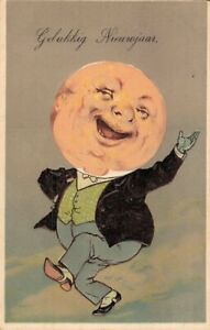 Happy-New-Year-Embossed-Vintage-Postcard-Moon-02-30