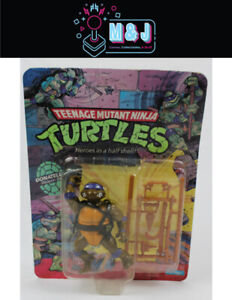 ORIGINAL 1988 TMNT Vintage Figurine- Donatello *Rare*  (Aussie Seller)