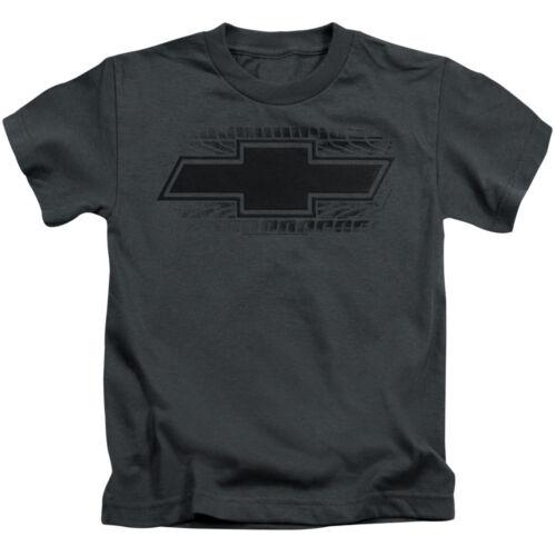 7 Chevrolet Chevy BOWTIE BURNOUT T-Shirt KIDS Sizes 4 5//6