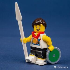 Brand New /& Sealed Sea Rescuer LEGO 71027 Minifigure Series 20