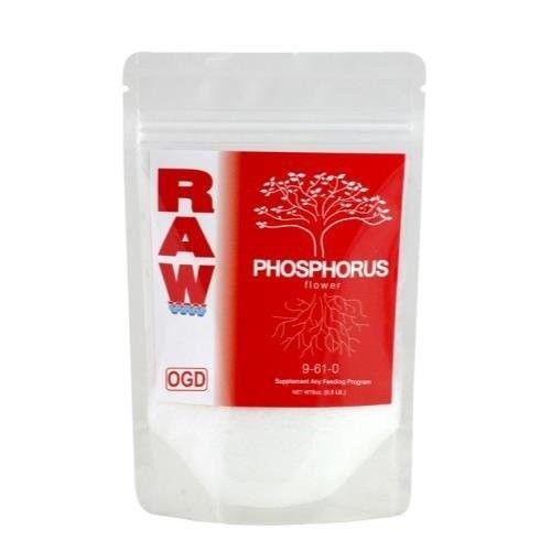 NPK Industries Raw Phosphorus Flower 2oz Soluble Monoammonium Phosphate 2 oz