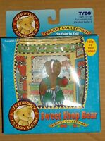 1995 Tyco Vermont Teddy Bear Pocket Collection sweet Shop Bear