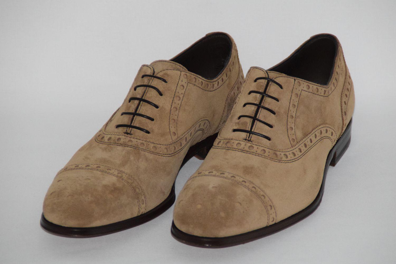 HUGO BOSS TAILORED BUSINESSSCHUHE Gr. 43, UK 9, US 10   Made in Italy