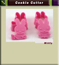 Character Cookie Fondant Cake Sugarcraft Chocolate Decorating Plunger Cutter 05