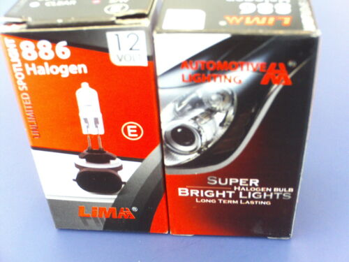 2 Polaris Utility Ranger Razor High Brightness 50W Bulb Headlight 2013 2014 2015
