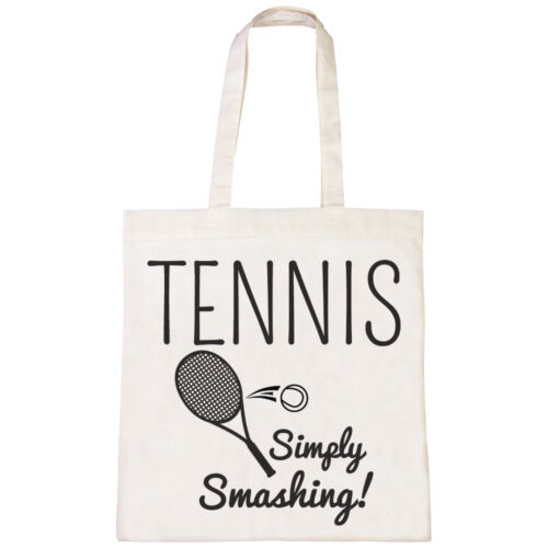 BATCH1 TENNIS SIMPLY SMASHING WIMBLEDON TOURNAMENT SUPPORTERS TOTE BAG SHOPPER