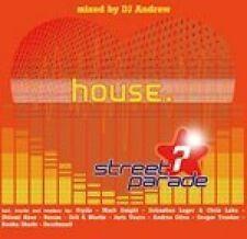 Street Parade 2009-House (mixed by DJ Andrew) Ronan, Shlomi Aber, Orli & .. [CD]