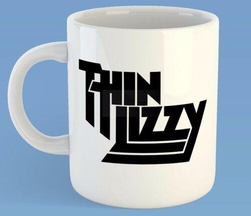 Thin Lizzy Mug Cup Heavy Metal Music Band Concert T shirt Record CD NEW Christma