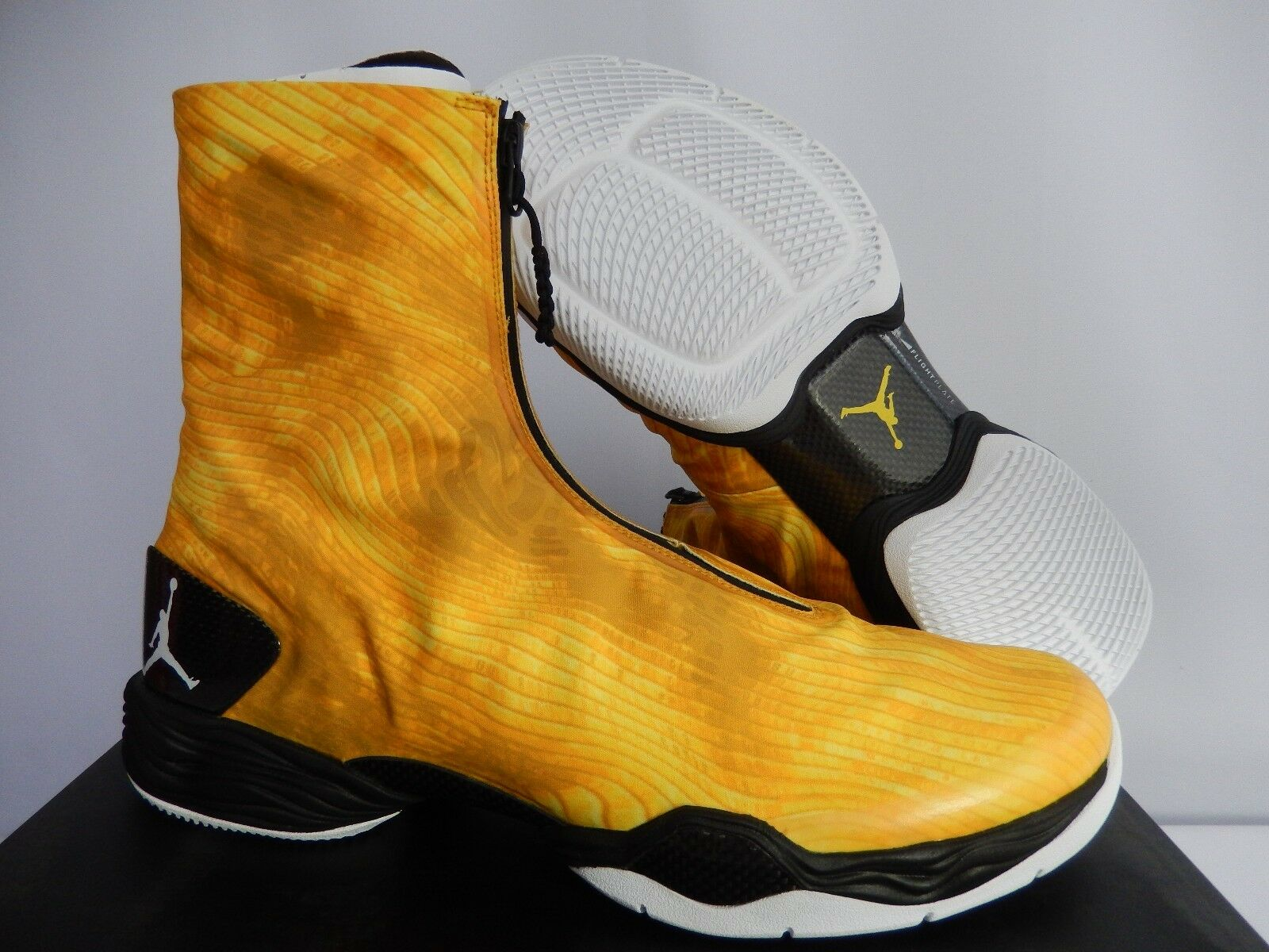 outlet store aa591 94678 NIKE AIR JORDAN XX8 28 ALL STAR QS QS QS TOUR YELLOW-WHITE SZ 12