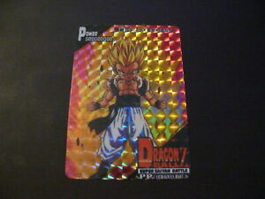 Dragon-Ball-PP-Card-1135-Hard-Prism-Part-26-Dbz-dos-rare