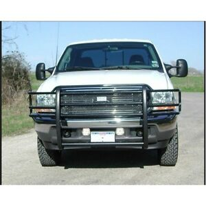 ranch hand ggf99sbl1 grille guard for 99 04 ford f250 f350 super duty. Black Bedroom Furniture Sets. Home Design Ideas