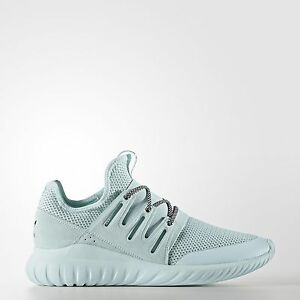 innovative design 10024 093fd ... discount image is loading nib adidas originals tubular radial ice mint  green dc92e 494c2 ...