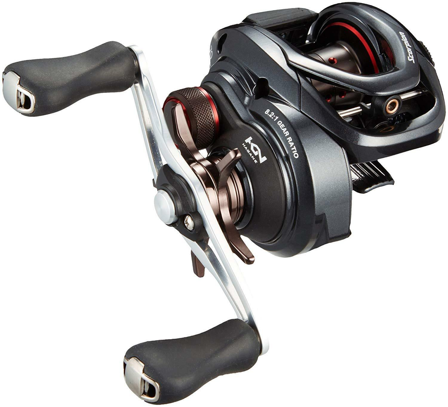Shimano Baitcasting reel 16 Scorpion 70XG right from japan [Brand New in Box]