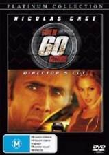 Gone in 60 Seconds * NEW DVD * Nicolas Cage Timothy Olyphant Angelina Jolie