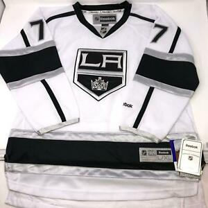 Reebok-Carter-77-LA-Kings-NHL-Jersey-Size-Youth-Kids-Stitched-L-XL