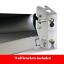 thumbnail 3 - New OUTDOOR FOLDING RETRACTABLE ARM AWNING Grey Sunshade Canopy Shade Patio 4X3M