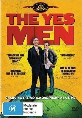 1 of 1 - The Yes Men DVD - New/Sealed Region 4 DVD