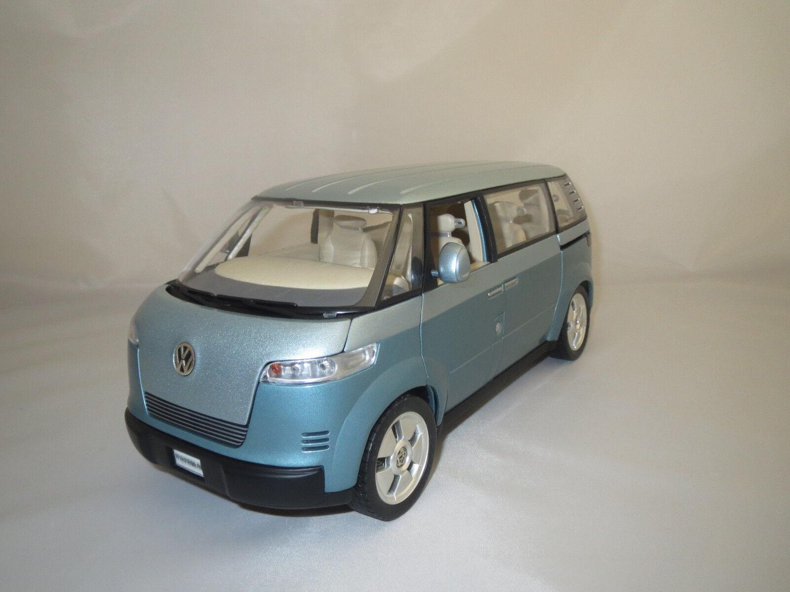 se descuenta Revell Revell Revell volkswagen microbus  azul claro-metallic  1 18 sin embalaje     orden ahora disfrutar de gran descuento