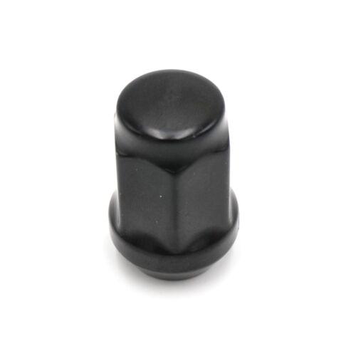 20x negros tuercas de rueda adecuado para Toyota Auris a llantas de aluminio GEM Abe...