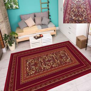 Orientteppich Teppich Orientalisch Klassisch Persisch Rot 8 Grossen