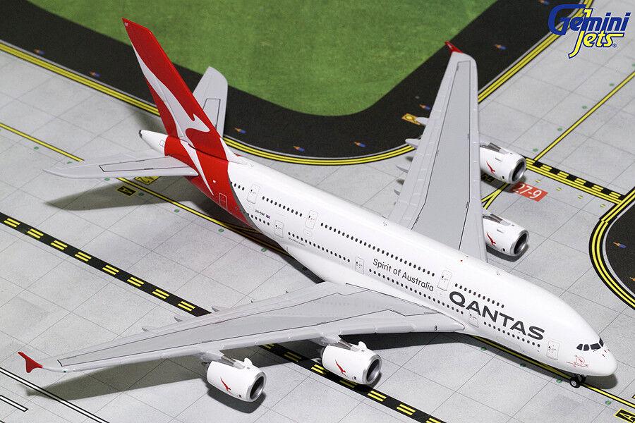 ventas en linea Gemini Jets 1 400 400 400 Qantas Airbus A380-800 VH-oqf gjqfa 1783 in (approx. 4528.82 cm) Stock  tienda en linea