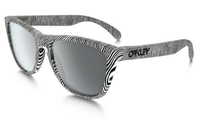 Oakley FROGSKINS 9013-52 - Color lente - negro, Color montura - blanco, Lentes -