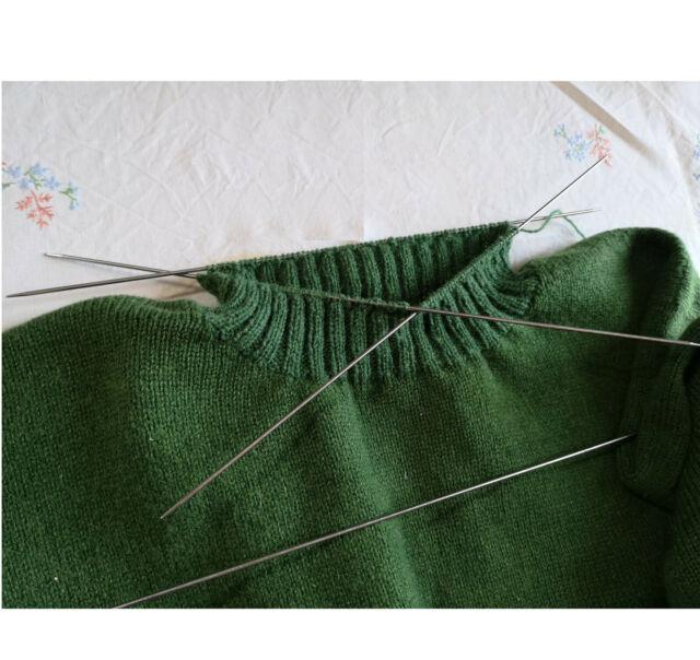 15 cm 6 inches various sizes HiyaHiya double pointed bamboo knitting needles