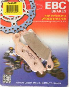 New Front Brake Pads Yamaha WR450F YZ125 YZ250 YZ250F YZ450F 2007-2019