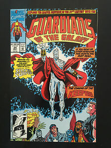 Box 40c, Comic Marvel, Guardians Of The Galaxy, # 24 May