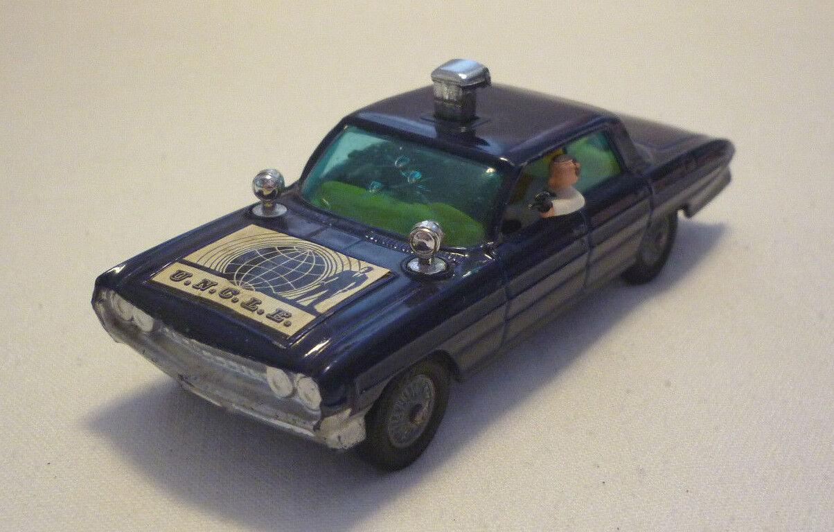 Corgi Toys-Vintage Film Model-Oldsmobile Super 88 - (corgi f-28)