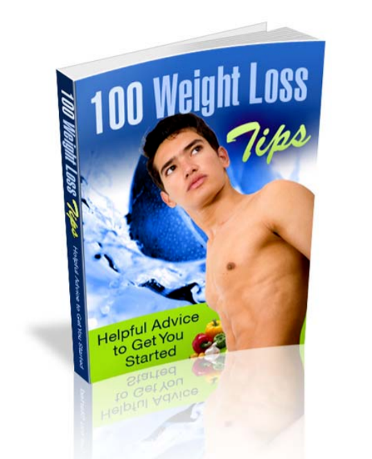 100 WEIGHT LOSS TIPS (eBook, PDF) Free shipping s l1600