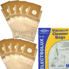10 x E82, U82 Dust Bags for Electrolux Stairmaster Z2265AZ STAIRMASTER Z2271 Sta