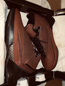 Jordan 22 Basketball Leather Size 11 DS