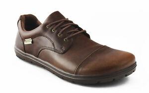 Lems nine2five QControl SECONDS Work Shoe Zero Drop Barefoot Full Grain Leather