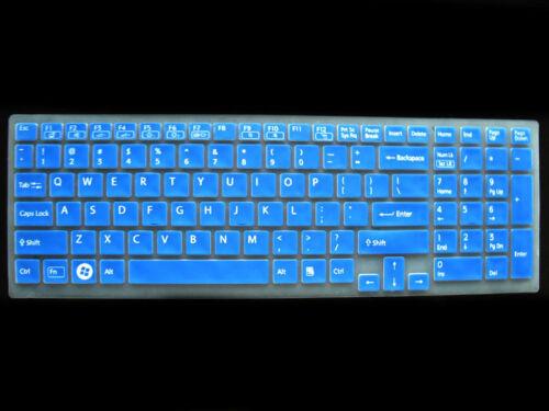 Keyboard Skin Cover for SONY VAIO 17.3/'/' E EJ E17 SVE17 Series VPCEJ16FX//B F2 EB