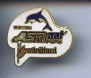 RARE-PINS-PIN-039-S-ANIMAL-DAUPHIN-DOLPHIN-NATATION-SWIMMING-MONTBELIARD-25-AQ