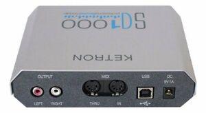 what is a midi sound module