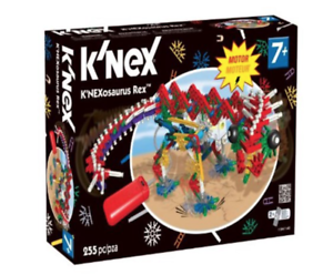 K 'nex Classics k'nexosaurus Rex Conjunto de Construcción