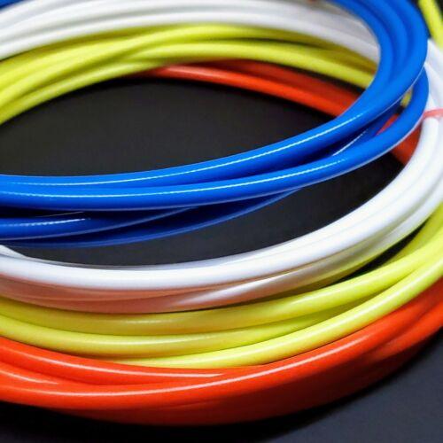 Colors SRAM//MAGURA Disc Brake Hydraulic Hose Kit Olive//Insert Shimano BH90 BH59
