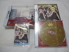 Nintendo DS Hayate no Gotoku Ojousama Produce Daisakusen W/BOX. Japanese Version