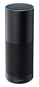 Amazon Echo Smart Assistant 1st Generation Black New