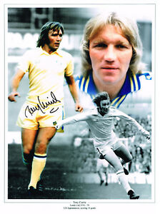PHOTO-PROOF-TONY-CURRIE-SIGNED-PHOTO-LEEDS-UNITED-COA-AUTOGRAPH-UTD
