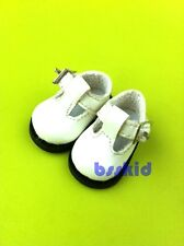 Lati Yellow SP Hujoo Doll T-Strap WHITE Shoes Ankle