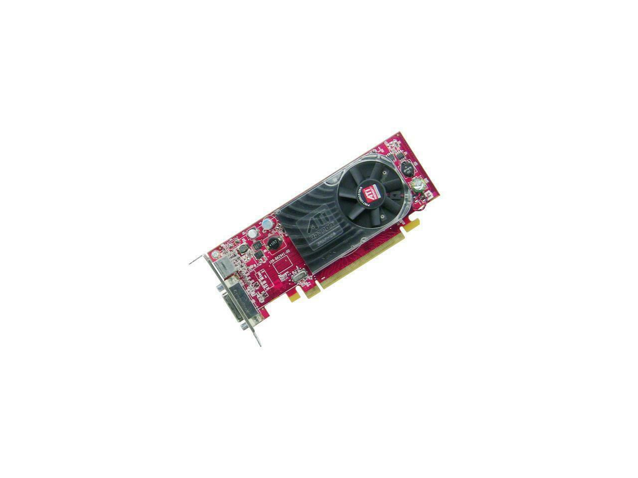 Dell Y103D ATI Radeon HD 3450 256MB DDR2 PCIe Low Profile Graphics Card Tested