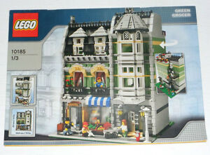 Lego-Modular-Buildings-Green-Grocer-10185-inkl-OBA-ohne-Box