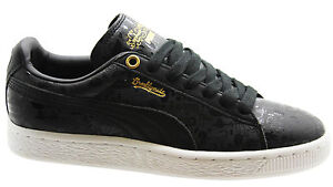 Trainers D67 Classic Lo Basket Puma Sophia 357296 X 01 Leather Nero Mens Chang q7x4nx1z