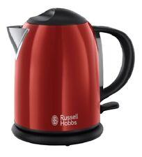 Russell Hobbs 20191-70 Colours Flame Red Wasserkocher 2200 Watt 1 Liter