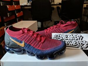 Nike Air Vapormax Flyknit 2.0 2.0 2.0 Olympic Team ROT Wheat College  Marine ba9067