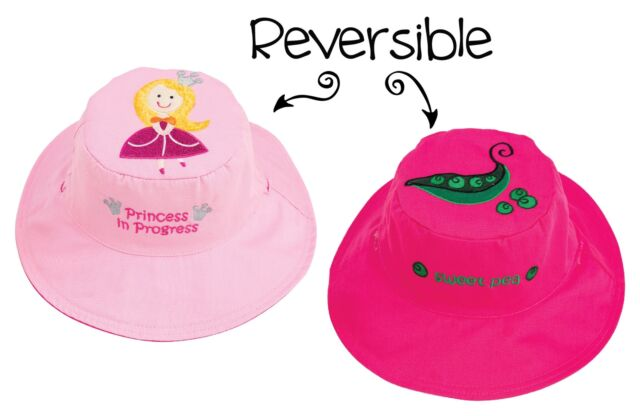 Luvali Kids UV Protective Reversible Hat