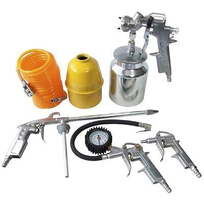 Am-Tech 5PC air tool kit